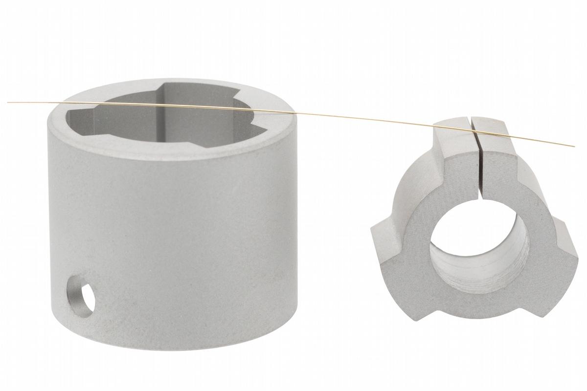 wire-cut EDM (Lexikon)